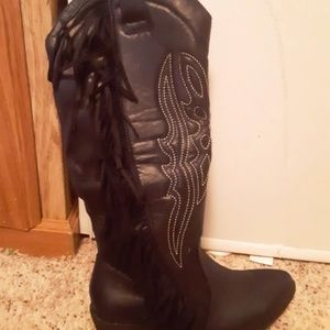 Shoes - Cowgirl boots SZ 6.5